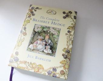 Brambly Hedge Books