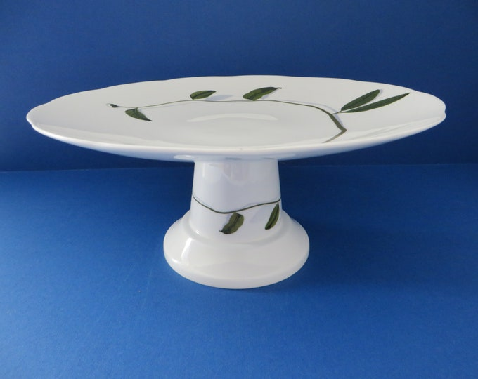Featured listing image: Royal Suffolk 1980's vintage cake stand