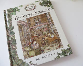 Brambly Hedge The secret staircase book