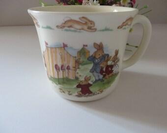 Bunnykins vintage 1990's  Fairground mug