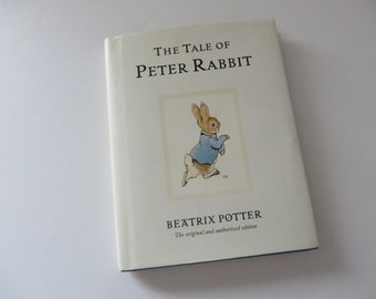 Beatrix Potter 2002 edition of the  Tale of Peter Rabbit