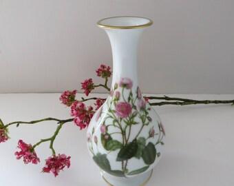 Rosenthal vintage 1970's Portuguese Rose vase