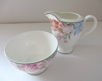 Royal Albert vintage 1980's Fonteyn creamer set