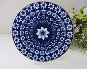 Royal Crown Derby antique 1880's Daisy  tea plate