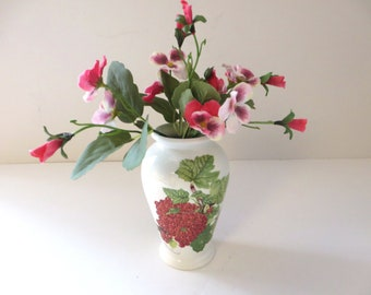 Portmeirion vintage Pomona 1980's vase