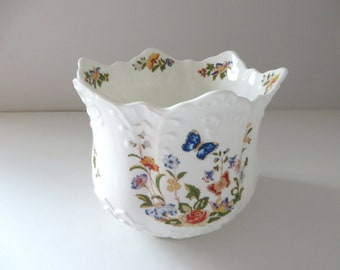 Aynsley Cottage Garden large pot plant holder