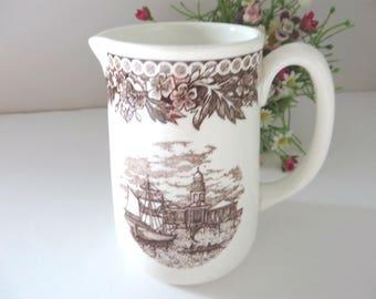 Wedgwood vintage 1980's jug