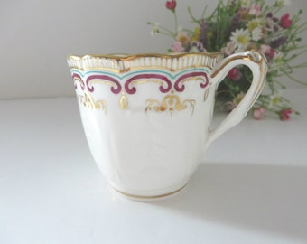 Antique 1900's Copeland or Spode  coffee cup