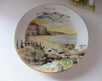 Royal Worcester vintage 1979  February decorative plate