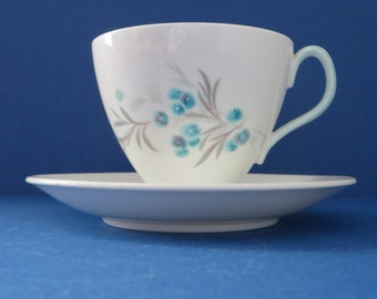 Royal Albert vintage 1950's  tea cup and  saucer