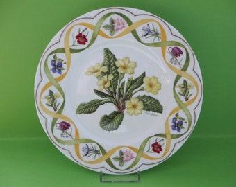 Wedgwood vintage 1990's Primrose plate