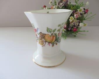 Aynsley vintage Somerset small vase
