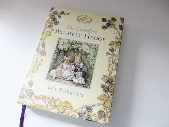 Brambly Hedge vintage 1990's complete stories by Jill Barklem