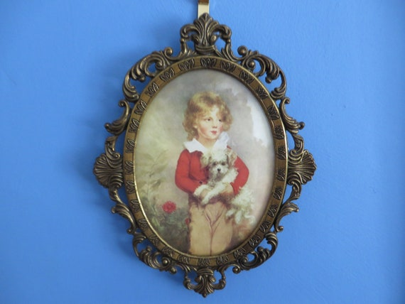 Vintage 1960's Italian picture frame