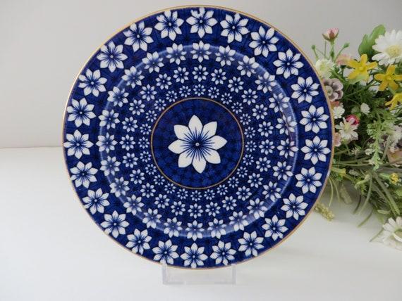 Royal Crown Derby antique 1880's Daisy  tea plate