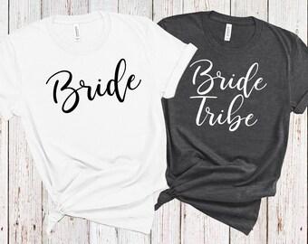 Bride tribe shirt  29e4dc539