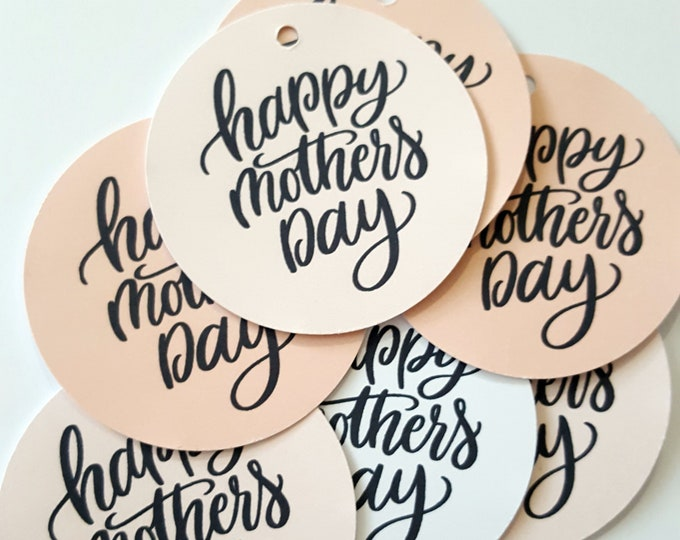 Happy Mothers Day Gift Tags (20)