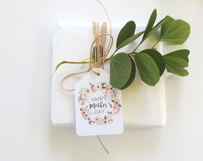 Happy Mother's Day Gift Tags -Set of 6