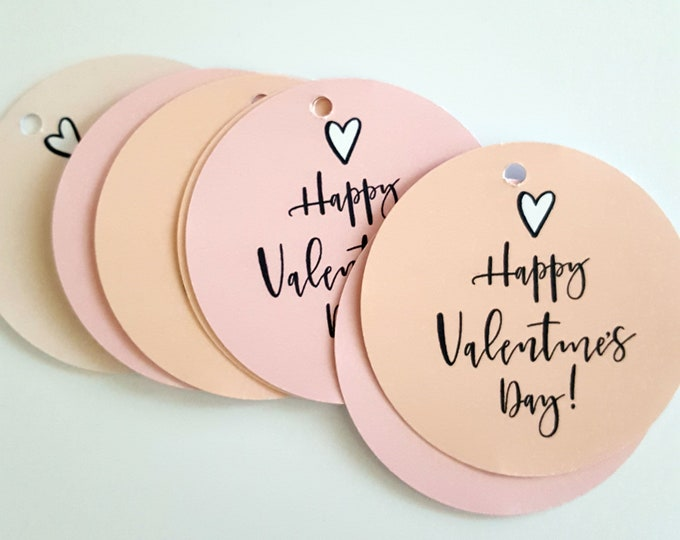 Happy Valentine's Day Gift Tags (12)