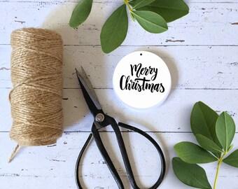 Modern Christmas Gift Tags (20)