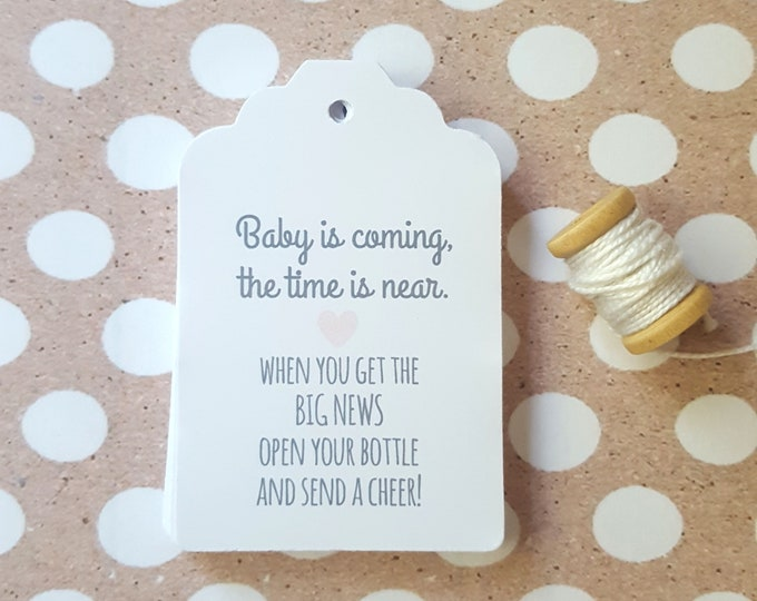 Baby Shower Tags (25)