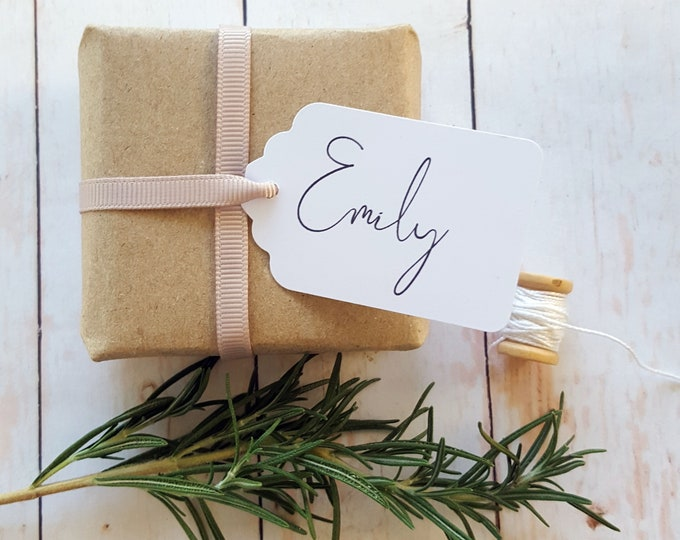 Wedding Name Tags (50)