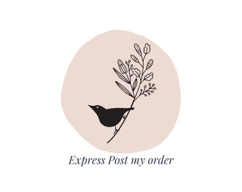 Express Post Add-On - Satchel (Australian customers only)