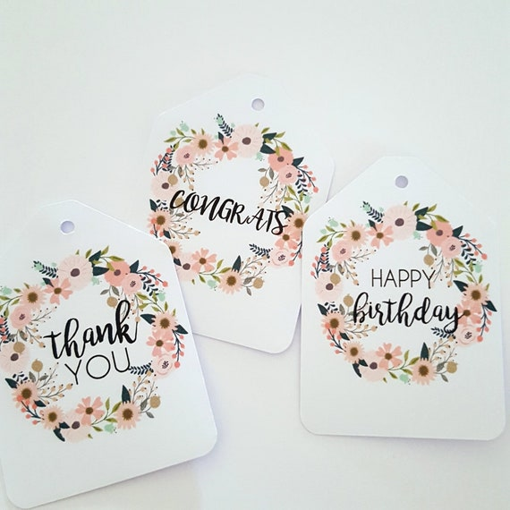 Gift Tag set of 24