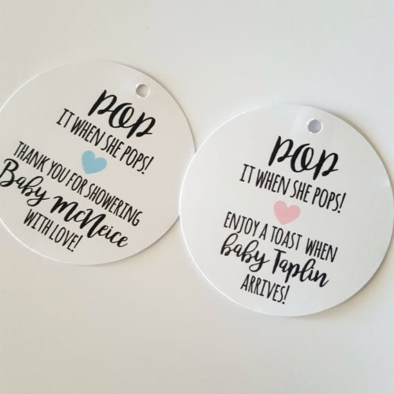Pop It When She Pops Baby Shower Favour Tag (25)