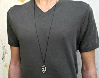 MENS NECKLACE PENDANT