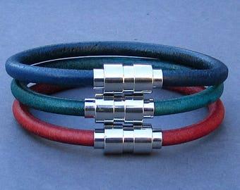 Mens Leather Bracelet,  Mens,  For Men, For Husband,  For Boyfriend, For Him, Boyfriend Gift, Gift,  Men's Bracelet,  Mens Gift