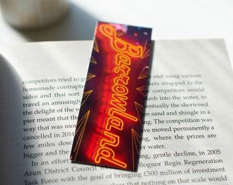 Glasgow Barrowland Magnetic Bookmark