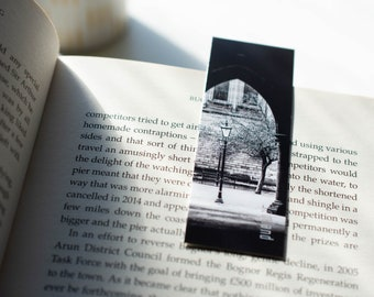 Glasgow University Cloister Photo Magnetic Bookmark