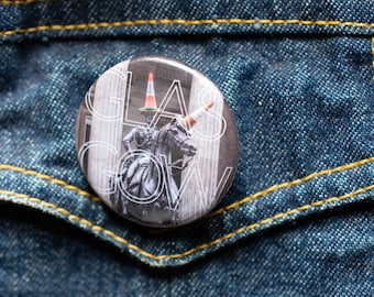 Glasgow Duke of Wellington Photo Pin Badge