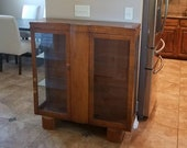 Antique Display Cabinet (Pickup near Austin, TX)