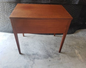 Flip Top Bench Table Etsy