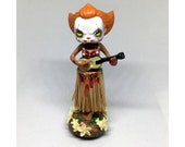 Pennywise Dashboard Hula Girl adhesive bottom 4.5in height