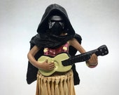 Kylo Ren Dashboard Hula Girl quot HulaTroopers quot with adhesive bottom 4.5in height