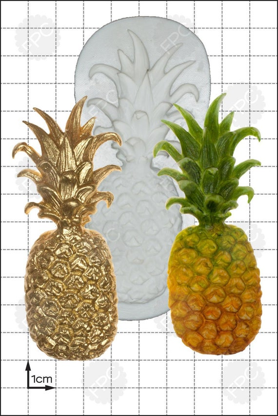 Tiny Pineapple Silicone Mold