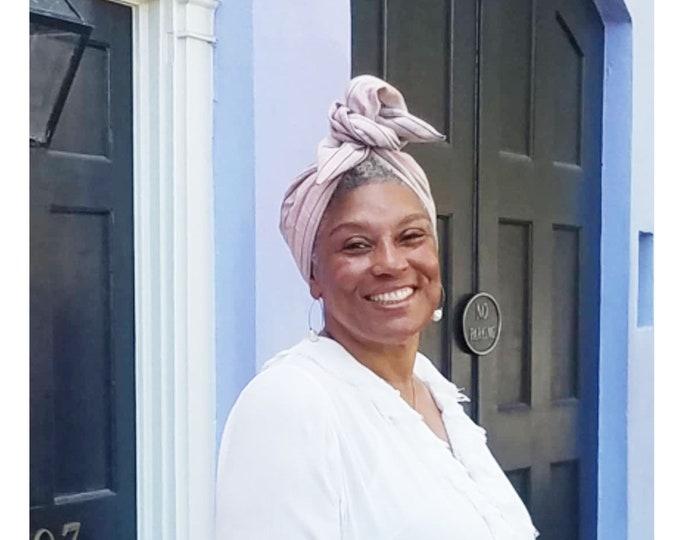 Sheila Moldable Headband-PEACH BREEZE