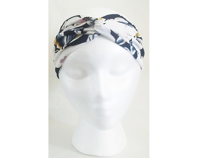 Wanda Lady Floral Print Turban (Price Varies From Adult to Baby)