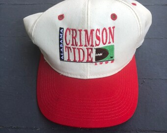 ff63316e2c050 90s University of Alabama Hat