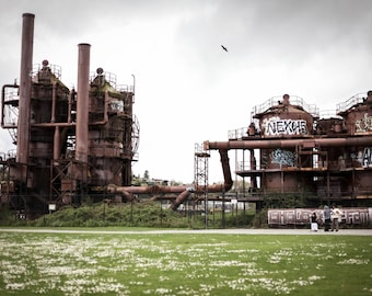 Gas Works Park, Seattle Print