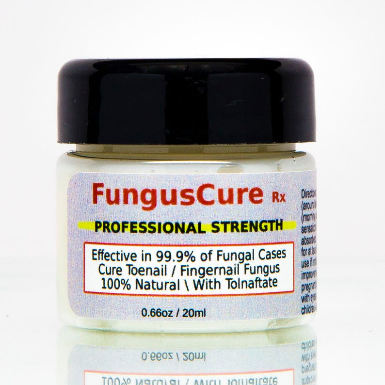 Nail Fungus Treatment For Toe & Finger Nail Fungal Infections | Etsy
