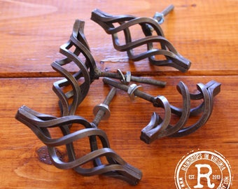 Hand Forged Drawer/Cabinet Pulls