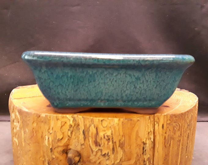 Bonsai Pot, Bonsai Tray for Bonsai, Glazed Bonsai Dish