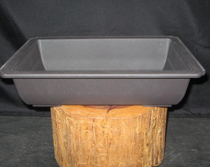 Bonsai Training Pot, Bonsai Tray for Bonsai, Plastic  Bonsai Dish