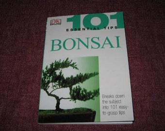 Bonsai Book - Bonsai 101 Essential Tips - Harry Tomlinson