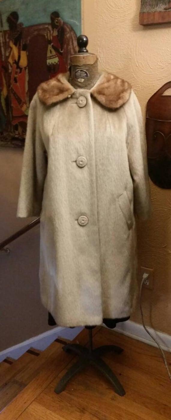 Vintage Brazotta, Beverly Stranton, faux fur, fur
