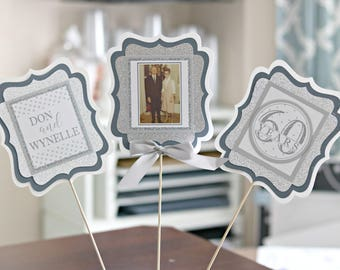 60th Wedding Anniversary Decorations Etsy